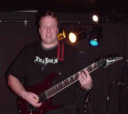 Paul Suits-Onager Lead Guitar